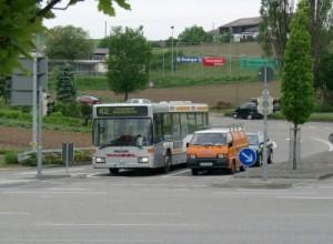 Insbesondere aus dem Ortsteil Aldingen kamen Beschwerden nach der letzten Änderung des Stadtbusverkehrs