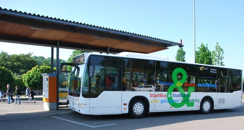 Jeden Tag transportieren die Remsecker Stadtbusse 3.500 Fahrgäste Neckargröningen