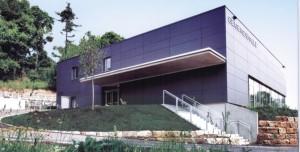 Das neue Gemeindehalle im Ortsteil Hochdorf
