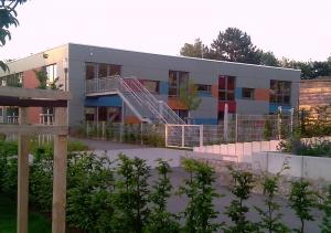 Für die Zukunft bestens gerüstet ist die Kindertagesstätte an der Waldallee in Hochberg