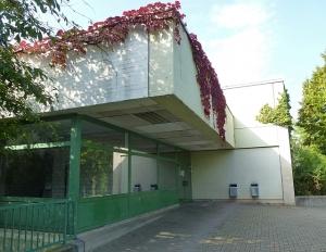 Von Mai 2014 an wird dieser Eingang für mehr als ein Jahr lang geschlossen