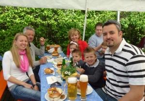 Die ganze Familie kommt gerne zum Stadtbahnfest der Freien Wähler