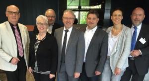 Die Remsecker Delegation beim Freie Wähler-Tag in Esslingen